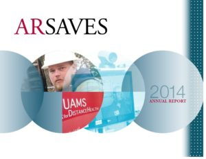 2014 AR SAVES Annual Report
