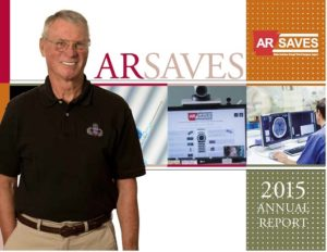 2015 AR SAVES Annual Report