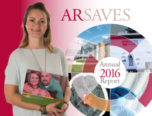 AR SAVES 2016 Annual Report